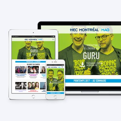 HEC Mag
